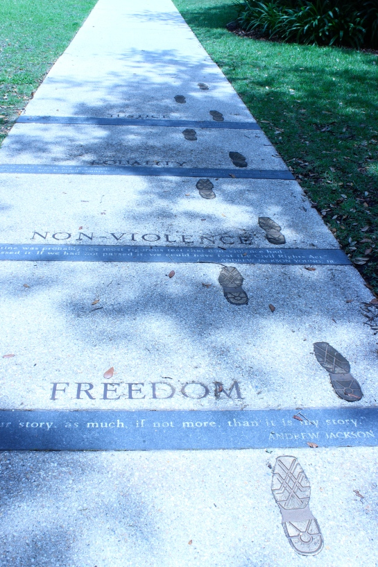 freedom trail st. augustine